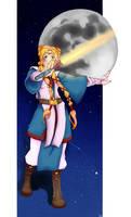Jedi Sailor Moon