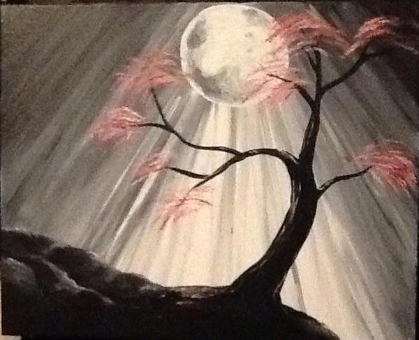 Moonlight by LadyValiant