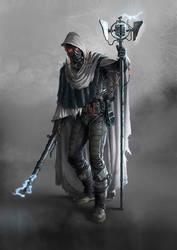 Chroniclers-archetype by Marko-Djurdjevic