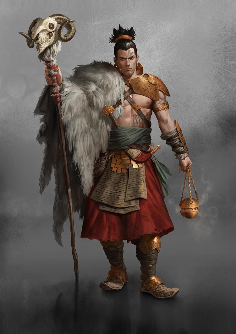 Jehammedans-archetype by Marko-Djurdjevic