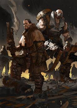 Nestor's Siege