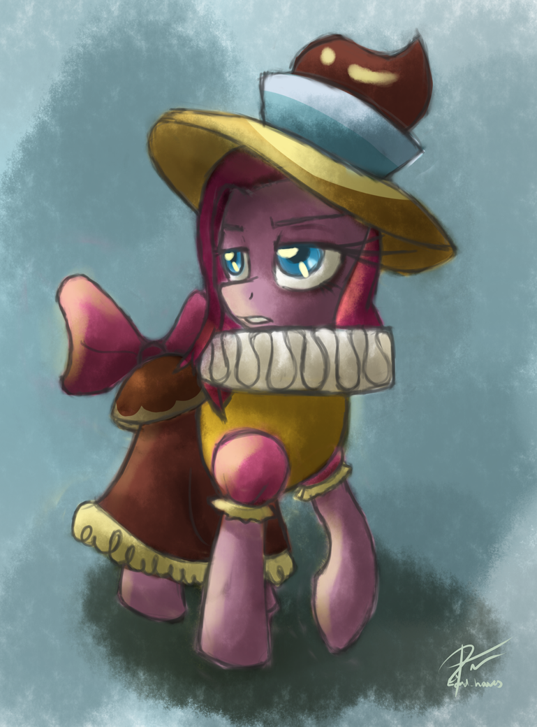 Pudding Head by leadhooves