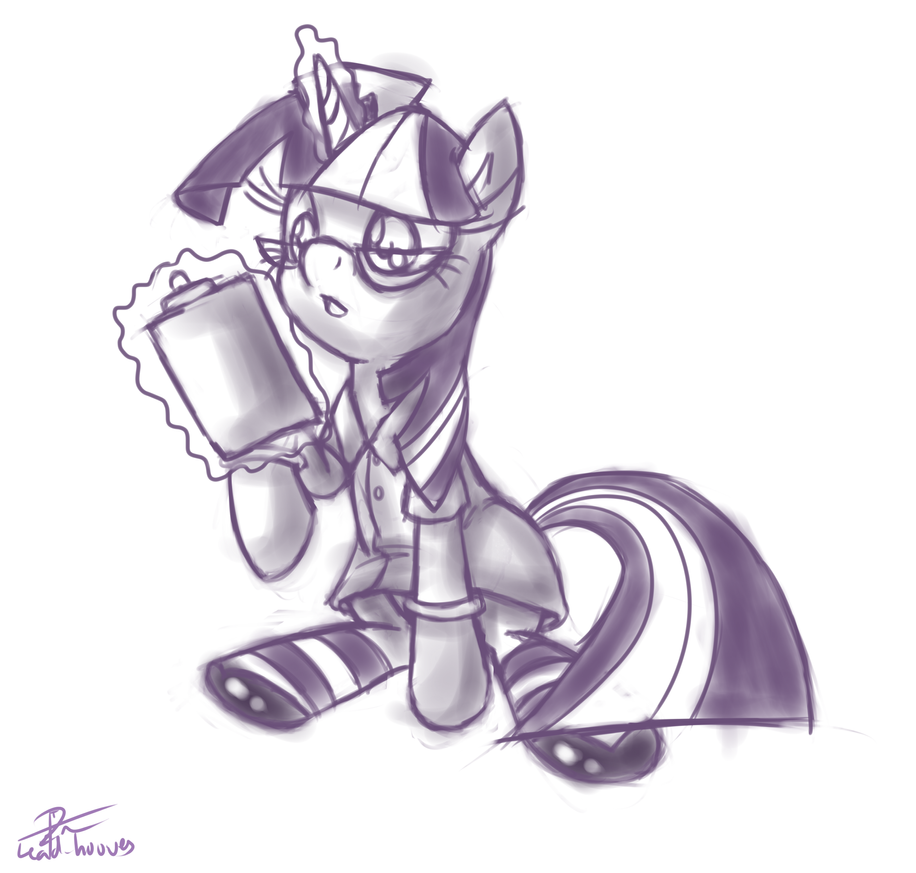 Nurse Twi by leadhooves