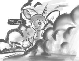 Villager by leadhooves