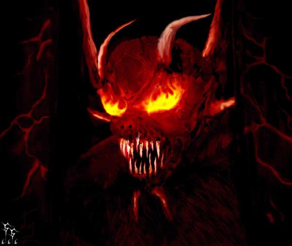 666 demonio: