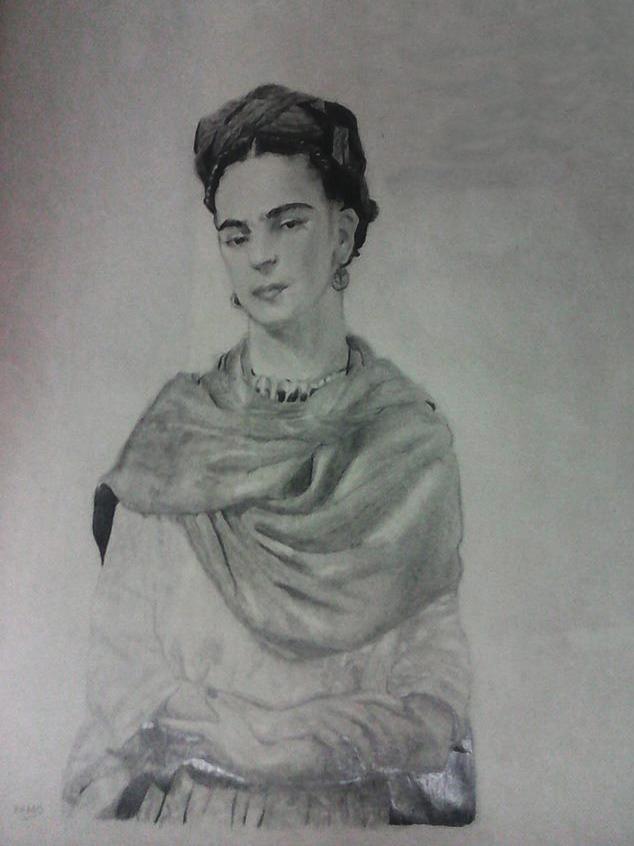 Frida by Famo23
