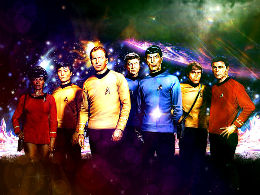 STAR TREK 50th ANNIVERSARY SPECIAL The Best Of HOLLYWOOD ICONS 2016