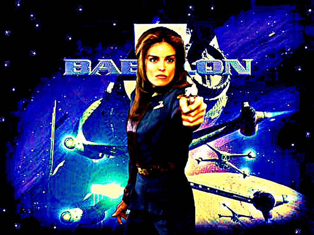 Lochley babylon 5 by scifiman on deviantart for Bureau 13 babylon 5