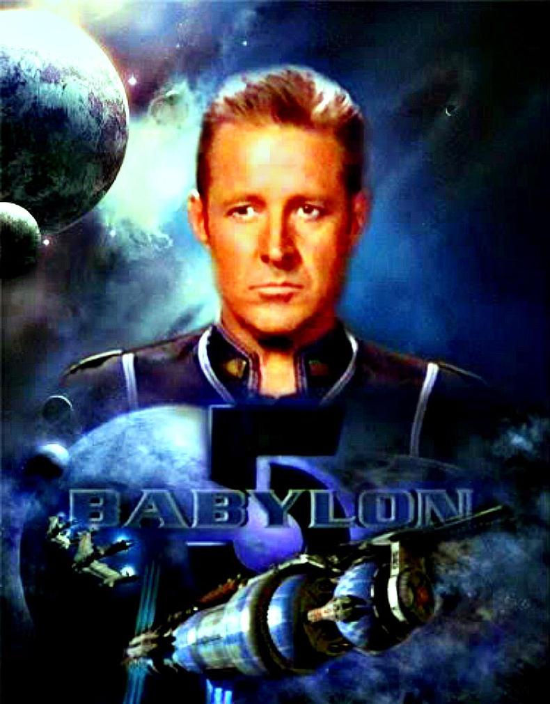 Captain sheridan babylon 5 by scifiman on deviantart for Bureau 13 babylon 5
