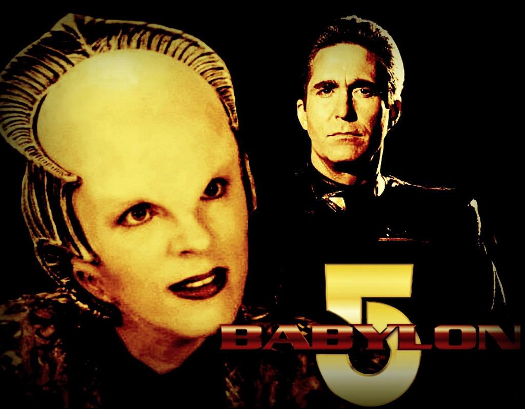 Babylon 5 13 babylon 5 by scifiman on deviantart for Bureau 13 babylon 5
