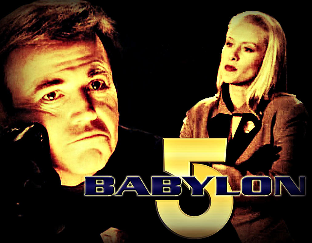 Babylon 5 19 babylon 5 by scifiman on deviantart for Bureau 13 babylon 5
