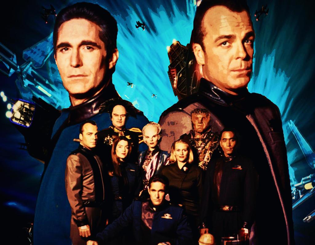 Babylon 5 Season 1 DVD - babylon5.fandom.com