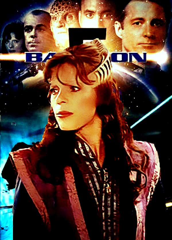 Delenn/Season 4/Babylon 5 by scifiman