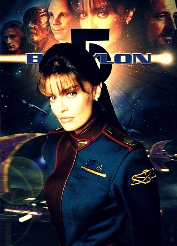 Lochley/Season 5/Babylon 5 by scifiman