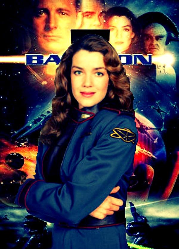 Susan/B5 Movies/Babylon 5 by scifiman