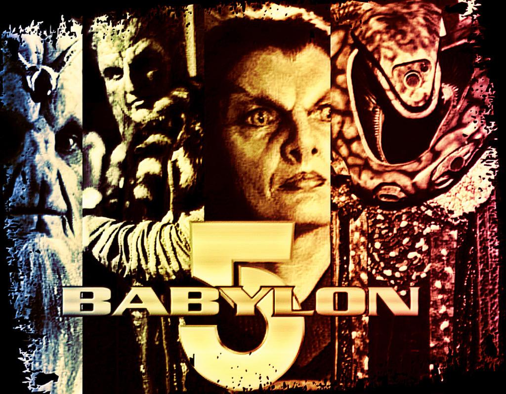 Aliens 1/verson 2/Babylon 5 by scifiman