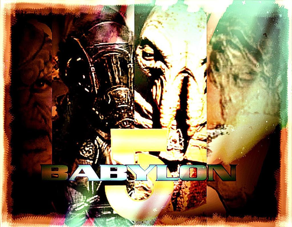 Aliens 2/verson 2/Babylon 5 by scifiman