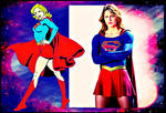 Supergirl by scifiman