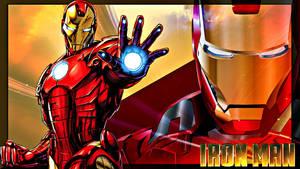 Iron Man Number 3