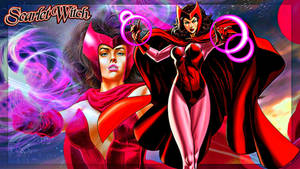 Scarlet witch number 4