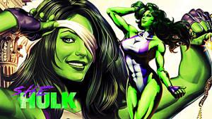 She-Hulk number 3