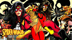 Spider-Woman number 3