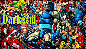 Darkseid #4 vs. TheAvengers