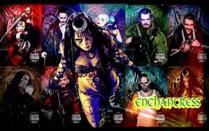 DC's Enchantress #4
