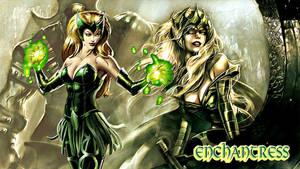 Marvel's Enchantress #2