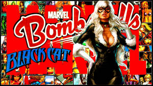 Blackcat  Marvel Bombshell