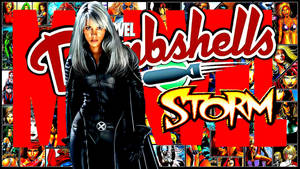 Storm  Marvel Bombshell