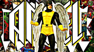 Angel / Men of MARVEL