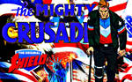 Old Man Shield / Mighty Crusaders Network