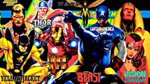 Avengers / Team #34 / Feb.1978/August 1978