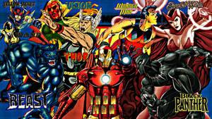 Avengers/Team #37/Jan.1979/May 1979