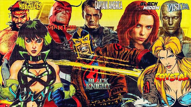 Avengers/Team#66/Sept.1993/Nov.1993