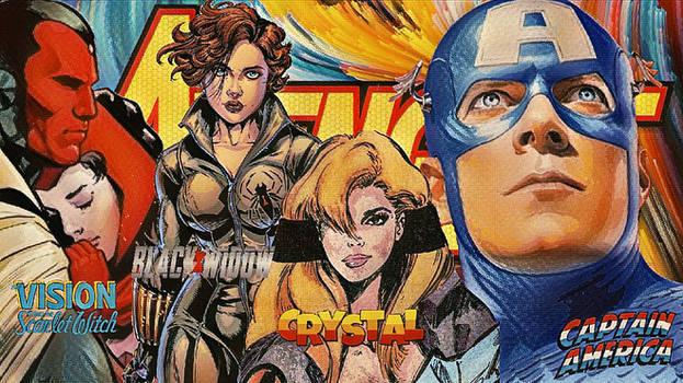Avengers/Team # 67 Part1/Nov.1993/June 1994