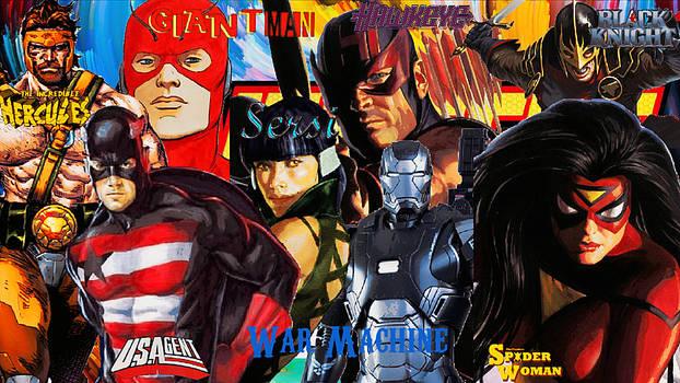 Avengers/Team#67 Part 2/Nov.1993/June1994