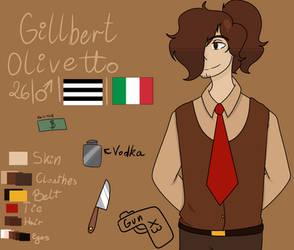 Gillbert Olivetto Ref