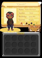 PKMNSkies application: Aldor Morrison by ChicoryBlast