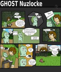 GHOST Nuzlocke, Page 7: Mad World by ChicoryBlast