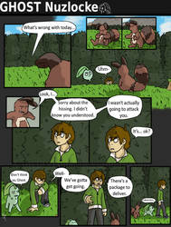 GHOST Nuzlocke, Page 8: Say It Ain't So by ChicoryBlast