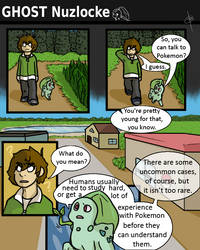 GHOST Nuzlocke, Page 9: Drive by ChicoryBlast