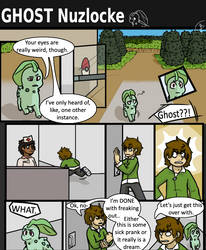 GHOST Nuzlocke, Page 10: Just Can't Get Enough by ChicoryBlast