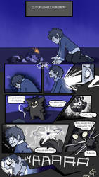 GHOST Nuzlocke- Prologue.2: Somebody's Watching Me by ChicoryBlast