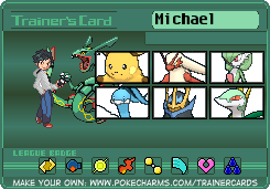 trainercard-Michael by XXFanXofX4869XX