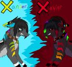 Xander and Xavier