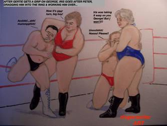 HTRRC5-Inter gender inter generational tag match! by supreme006