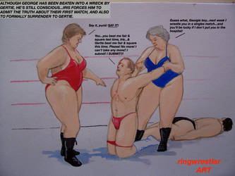 HTRRC9 - intergender / intergenerational tag match by supreme006