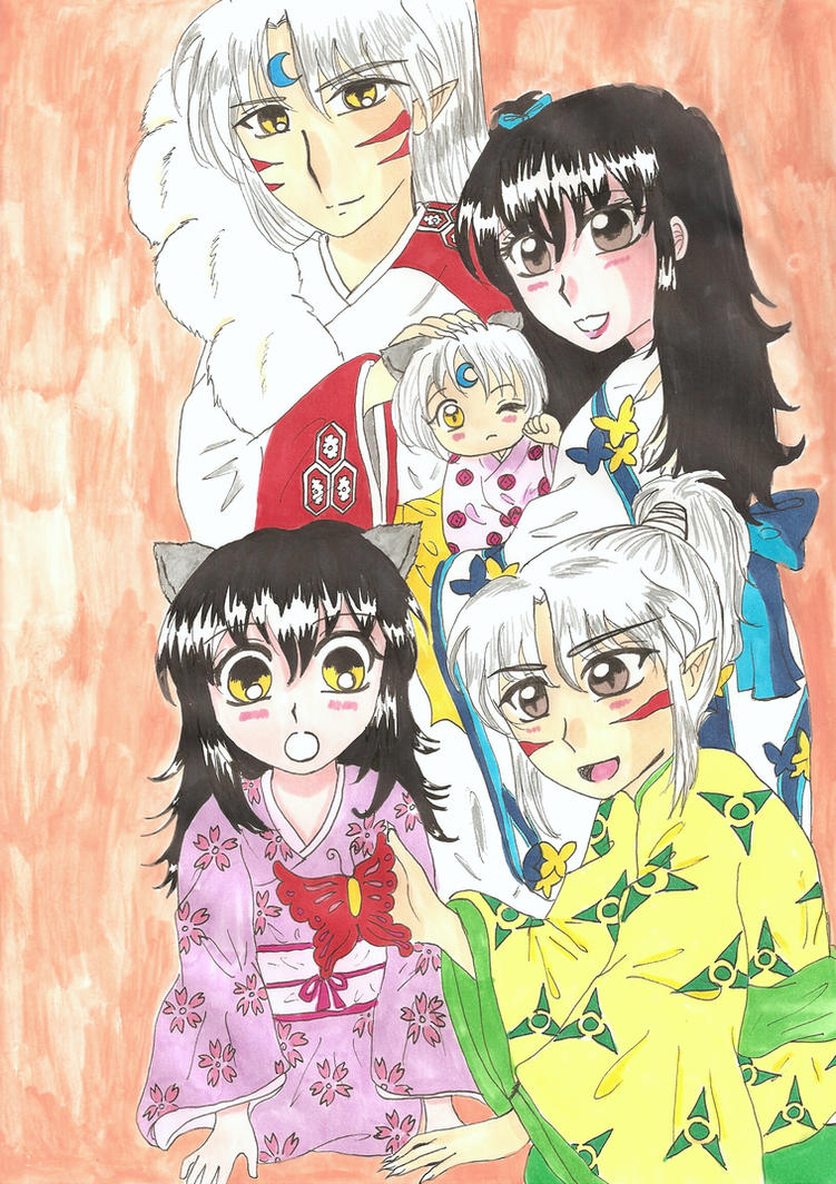 Sesshomaru Family Sesshomaru and ...